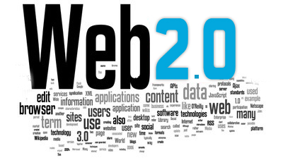 Custom Website Design - Web 2.0
